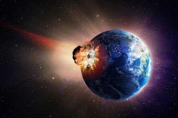'Tiểu hành tinh khủng long' tạo siêu sóng thần cao 1,5 km