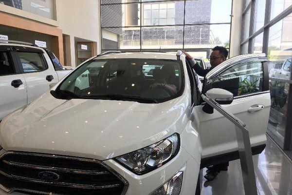 Ford Ecosport giảm giá mạnh xuống còn 460 triệu đồng