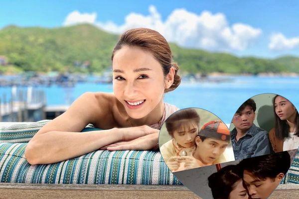 'Đệ nhất mỹ nhân TVB' Lê Tư tiết lộ 12 người tình màn ảnh