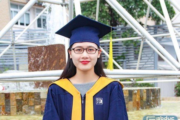 Nữ thủ khoa đầu ra trường Đại học Xây dựng: 'Không thể mãi dậm chân tại chỗ'