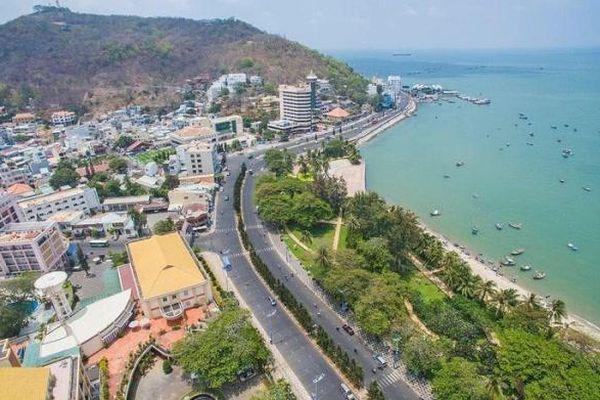 Ecopark lên ý tưởng quy hoạch khu du lịch diện tích 126ha tại TP. Vũng Tàu