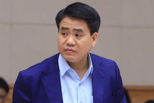 Toàn cảnh đại án Nhật Cường khiến ông Nguyễn Đức Chung bị bắt