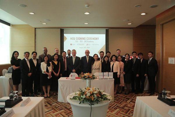 Trường ĐH Văn Lang hợp tác quốc tể để đào tạo ngành Du lịch theo hướng mới