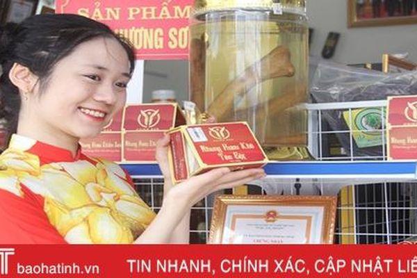 Những thương hiệu đặc sản Hà Tĩnh vươn xa