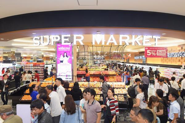 Giải mã sức hút đặc biệt của các siêu thị Nhật