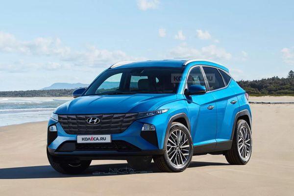 Hyundai Tucson 2021: Thế hệ Tucson mới sẽ được ra mắt trong năm nay?