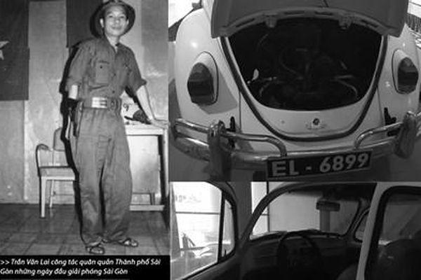 Chiếc xe Volkwagen1200 huyền thoại của Anh hùng tình báo 'Tư Chung'