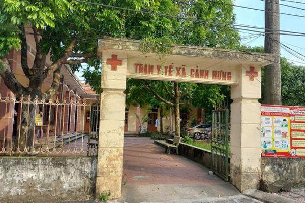 Bắc Ninh: Nhiều dấu hiệu bất thường trong việc kê khai mua thiết bị y tế phòng, chống dịch Covid-19 tại Trạm y tế xã Cảnh Hưng