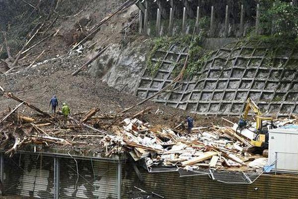 Hai thực tập sinh Việt Nam ở Nhật mất tích sau siêu bão Haishen