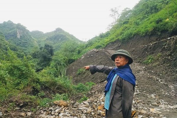 Bắc Kạn: Chính quyền nói gì về con đường gần 9 tỷ đồng 'nát bét' ở Bản Cám?