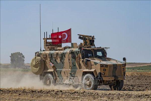 Thổ Nhĩ Kỳ triển khai nhiều chiến dịch truy quét PKK