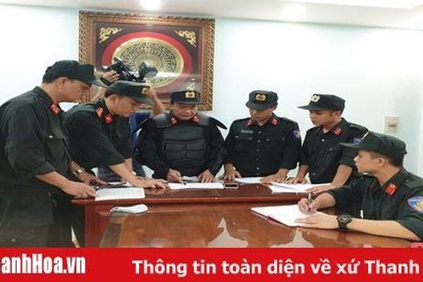Tấn công, trấn áp tội phạm bảo vệ các sự kiện lớn diễn ra trên địa bàn tỉnh