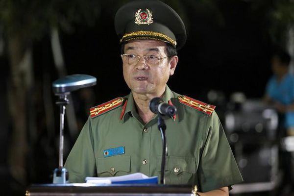 Thăng hàm Thiếu tướng cho Giám đốc Công an TPHCM Lê Hồng Nam