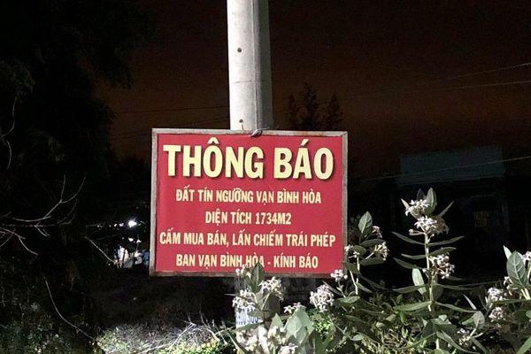 Bình Thuận: Tin 'cò' mà mua phải đất công cộng do nhà nước quản lý