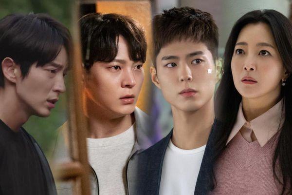 10 diễn viên - phim Hàn được tìm kiếm nhiều nhất tuần 2 tháng 10: Park Bo Gum - Lee Jun Ki đứng sau Joo Won