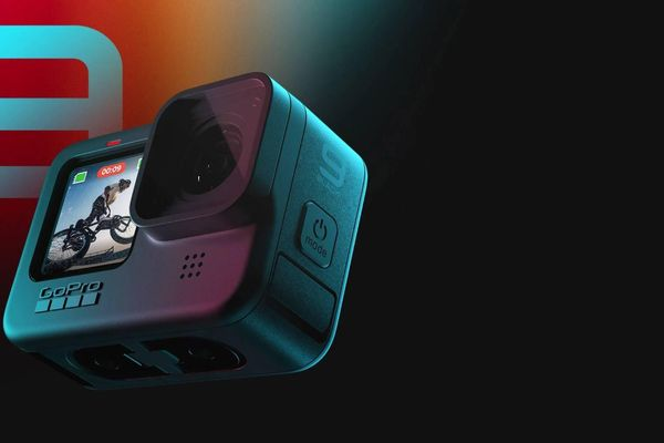 GoPro HERO9 ra mắt: màn hình phụ màu, quay 5K, chống nước, giá 12 triệu
