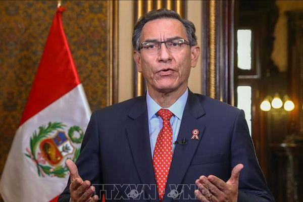 Tòa án Peru bác yêu cầu đình chỉ luận tội tổng thống
