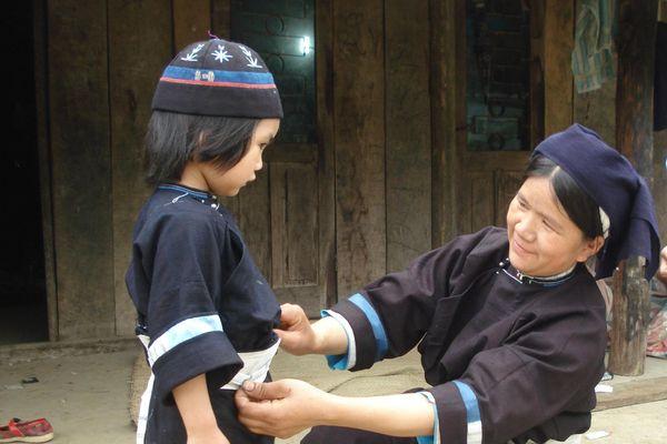Cao Bằng: Văn hóa đặt tên cho con của người Nùng