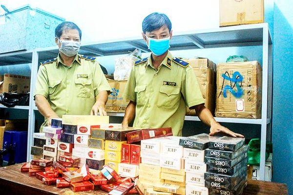 Gỡ vướng cho việc tiêu hủy thuốc lá lậu
