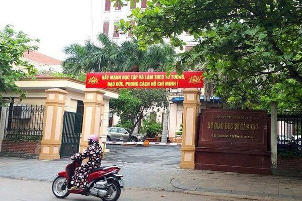 Sở GD&ĐT Thanh Hóa đề nghị chủ tịch UB thị xã Nghi Sơn xác minh vụ nữ sinh lớp 9 mang thai