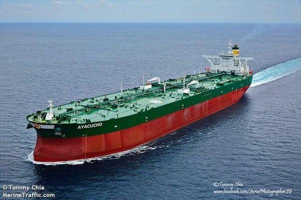 Tàu chở dầu của Venezuela đăng ký cờ Nga