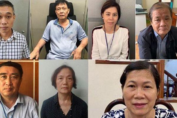 Hàng loạt sai phạm tại trung tâm Artex Hà Nội