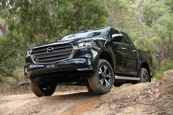 Mazda BT-50 thế hệ mới chốt giá tại Úc, chờ ngày về Việt Nam