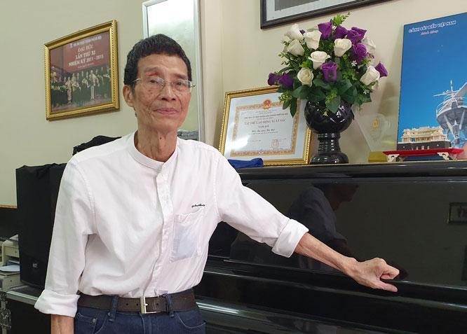 Nhạc sĩ Trương Ngọc Ninh, Chủ tịch Hội Âm nhạc Hà Nội: Âm nhạc Hà Nội vẫn giữ được bản sắc