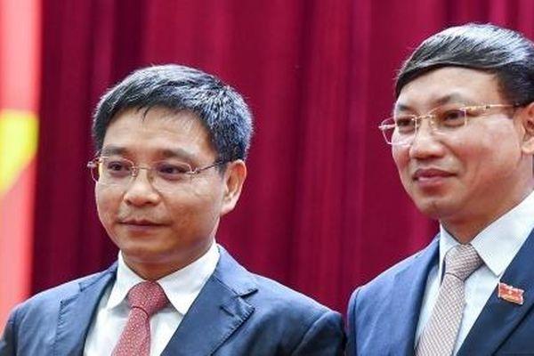 Chân dung 3 vị lãnh đạo khóa mới của tỉnh Quảng Ninh