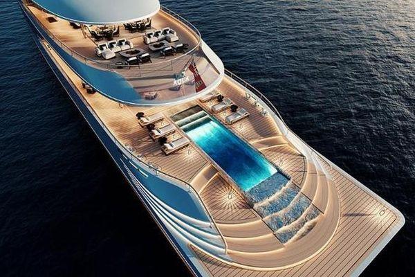 Siêu du thuyền đầu tiên chạy bằng hydro tỷ phú Bill Gates ''mua hụt''