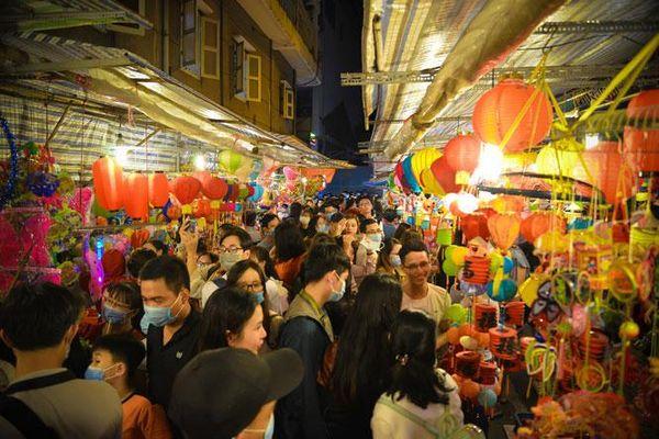 Thành phố Hồ Chí Minh: Nhộn nhịp phố nghề - làng nghề lồng đèn Trung thu