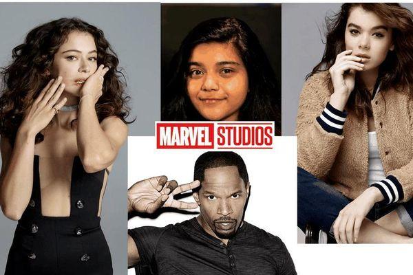 Marvel Studios công bố danh tính hàng loạt sao hạng A sẽ tham gia MCU trong tương lai