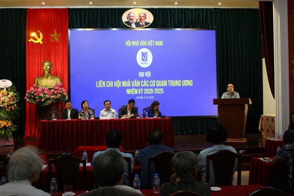 Gần 120 đại biểu sẽ tham dự Đại hội Hội nhà văn Việt Nam khóa 10
