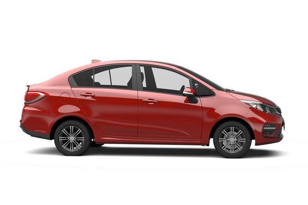 Xe sedan hộp số CVT, giá hơn 300 triệu đồng