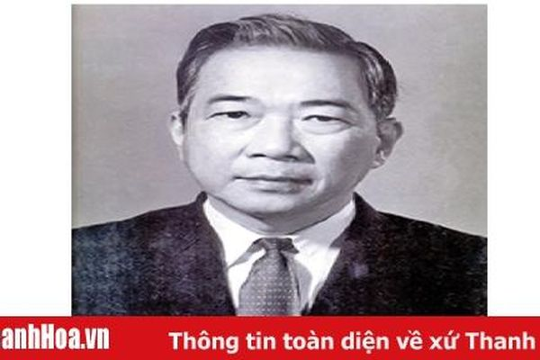 Đồng chí Tố Hữu: Hai lần làm Bí thư Tỉnh ủy Thanh Hóa