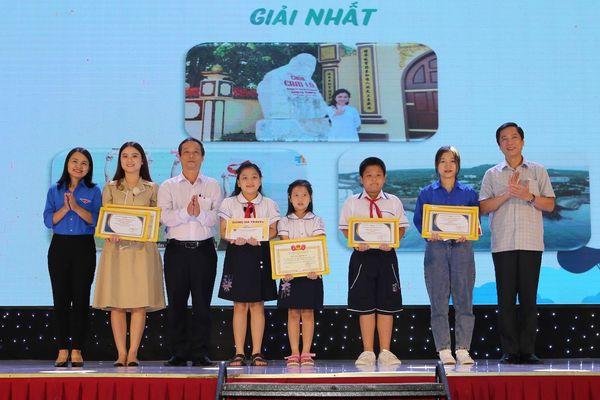 Trao giải cuộc thi 'Đại sứ du lịch tỉnh Quảng Trị'