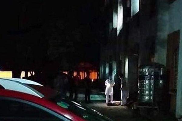 Quảng Ninh: Bệnh nhân nhảy lầu tại bệnh viện