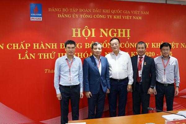 Hội nghị Ban Chấp hành Đảng bộ Tổng công ty Khí Việt Nam lần thứ III