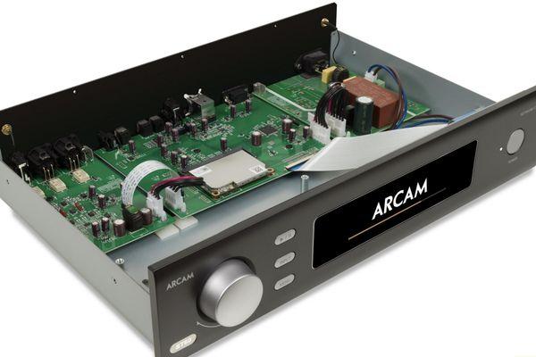 ST-60 - Streamer đầu tiên của Arcarm, hỗ trợ Roon, Airplay 2 và Chromcast