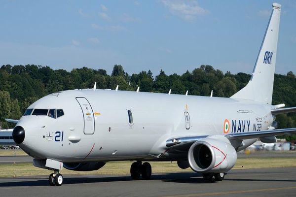 Máy bay chống ngầm Mỹ đáp Ấn Độ, tín hiệu chống Trung Quốc?