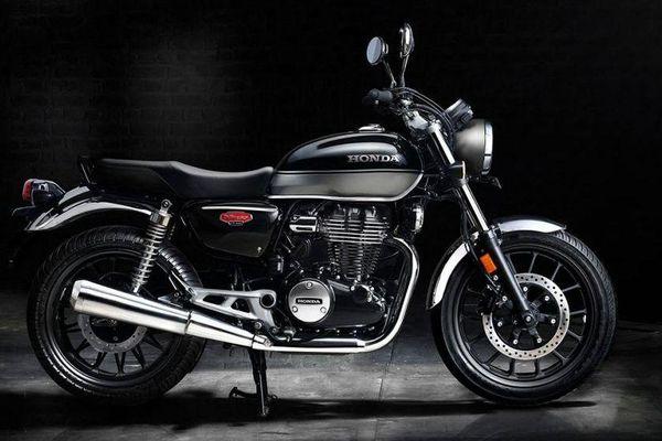 Ra mắt mẫu xe máy cổ điển Honda CB350 H'Ness tại Ấn Độ