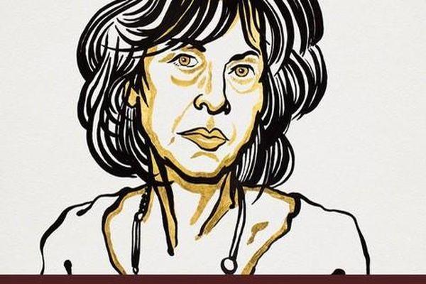 Giải Nobel Văn học về tay nhà thơ người Mỹ