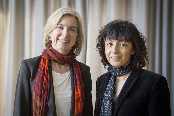 Giải Nobel Hóa học vinh danh 2 nhà khoa học nữ