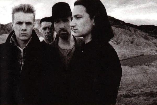 'The Joshua Tree' của U2 được bầu là album hay nhất thập niên 1980