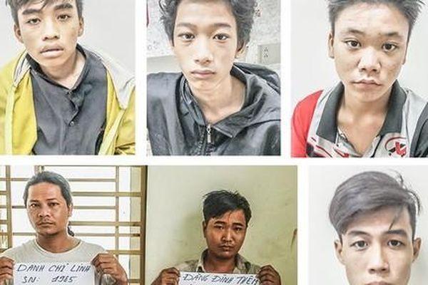 Ngày tàn của băng cướp vùng ven Sài Gòn