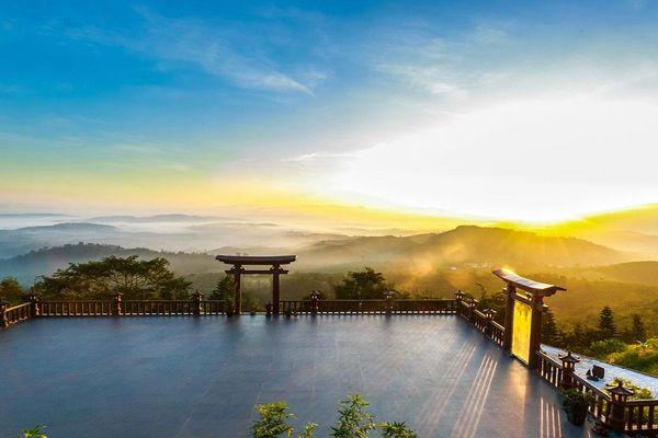 Tròn mắt với những điểm check – in cực đẹp của Bảo Lộc Lâm Đồng