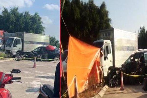 Danh tính gia đình 5 người thương vong trong vụ tông xe tải khi vợ cầm lái