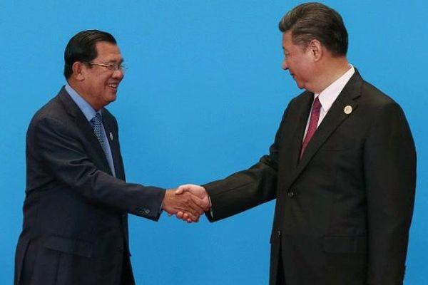 Trung Quốc viện trợ 90 triệu USD cho Sri Lanka, cấp 140 triệu USD cho Campuchia