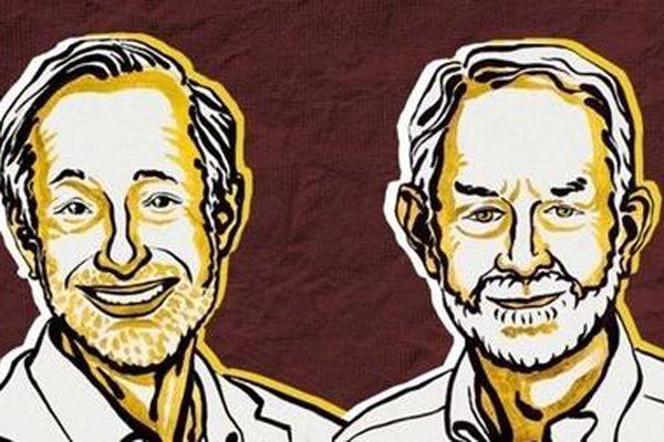 Hai giáo sư Mỹ giành Nobel Kinh tế 2020