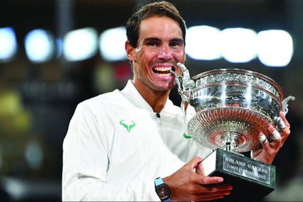 Pháo đài bất khả xâm phạm của Rafael Nadal